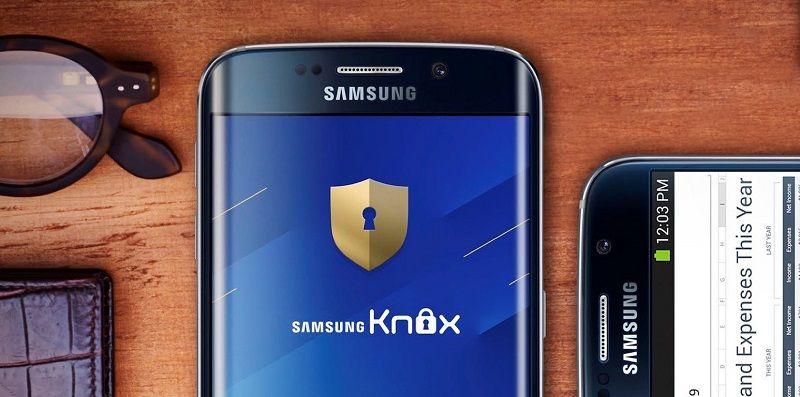 Как удалить Samsung knox