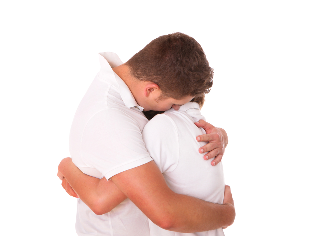 прощение друг друга