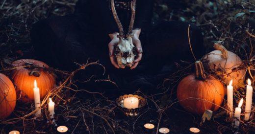 статусы про хэллоуин