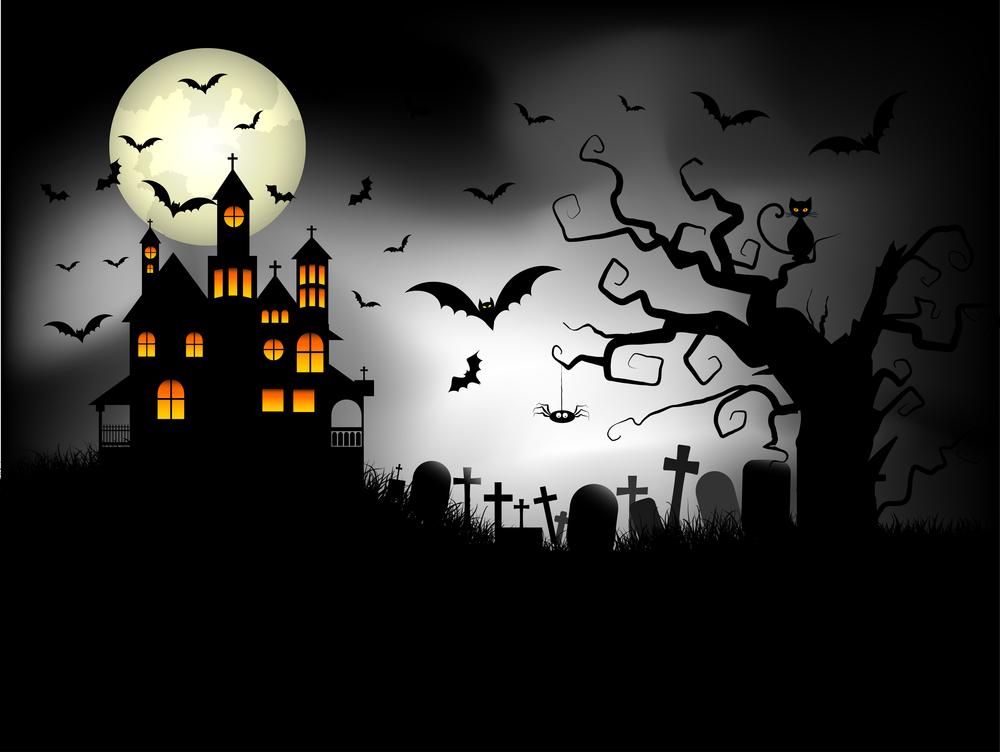 хэллоуин праздник летучих мышей