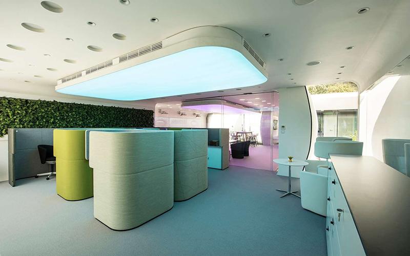 «Офис будущего»  3D