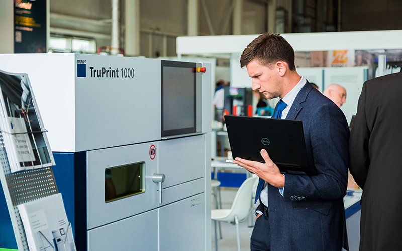 Additive technologies - who to work by