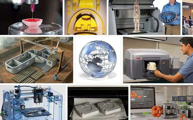 Additive technologies in the world