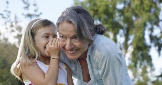 Статусы про внучку