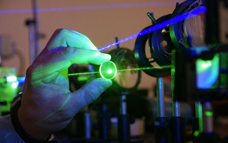 Сферы применения лазерных технологий