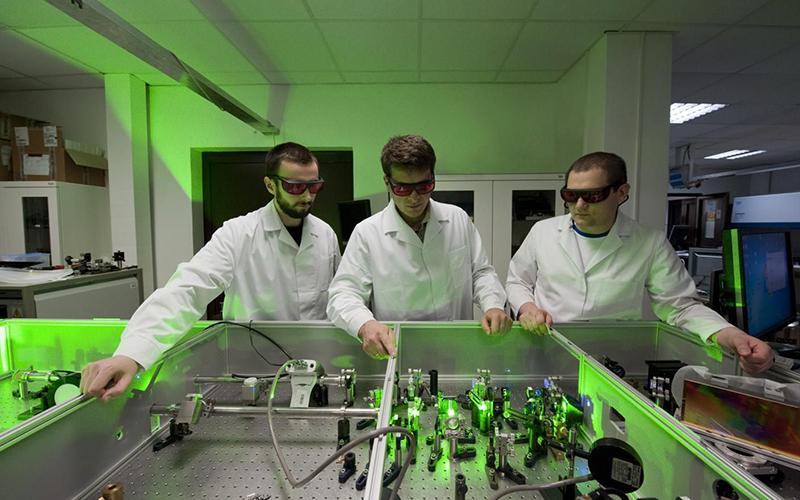 Лазерные технологии - обучение