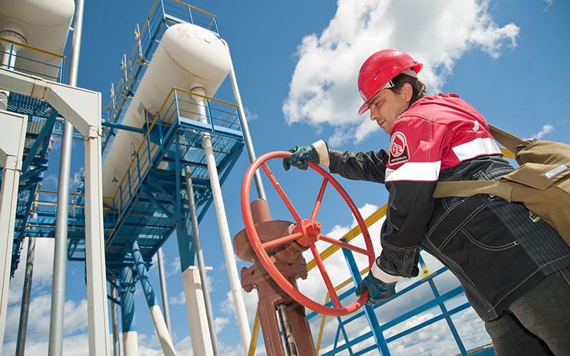 Геолог-нефтяник