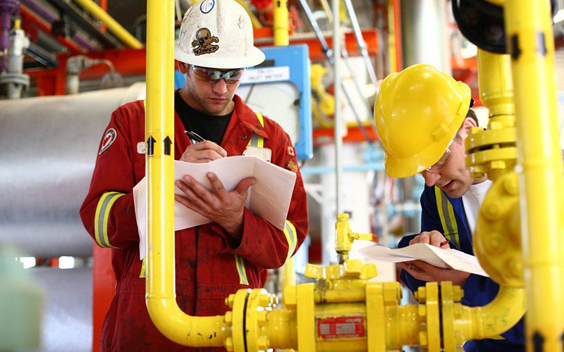 Oil and Gas Technologies - Skills