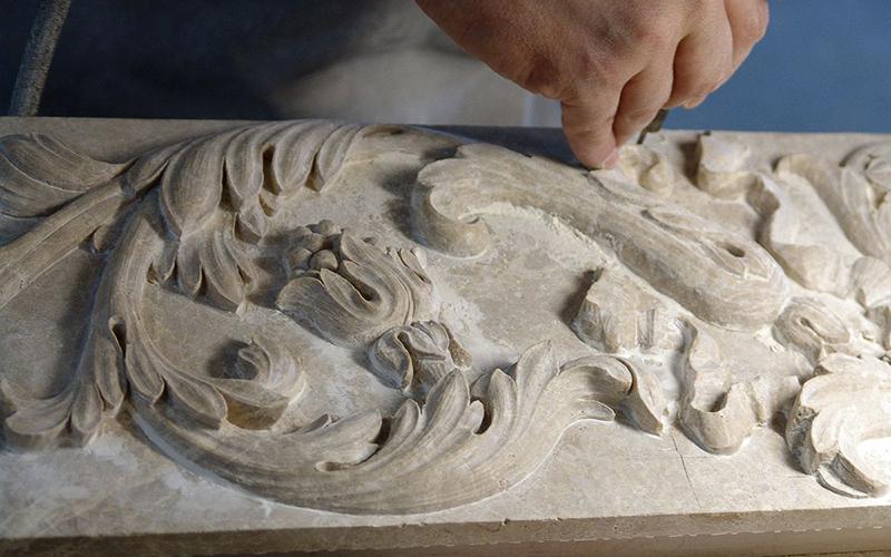 Технологии художественной обработки материалов - специалист по камню