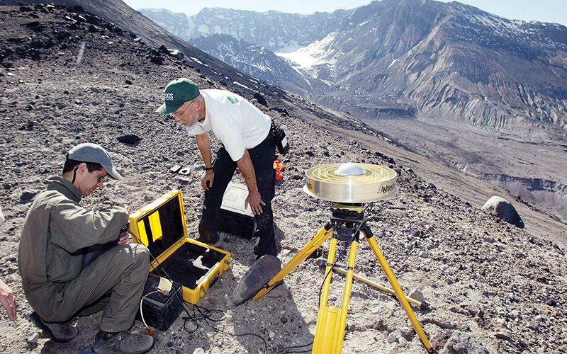 Работа геологом