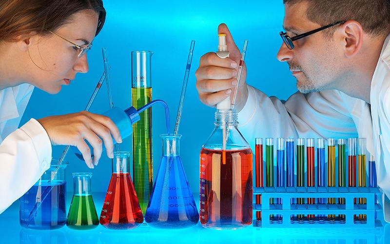 Технология контроля химических соединений