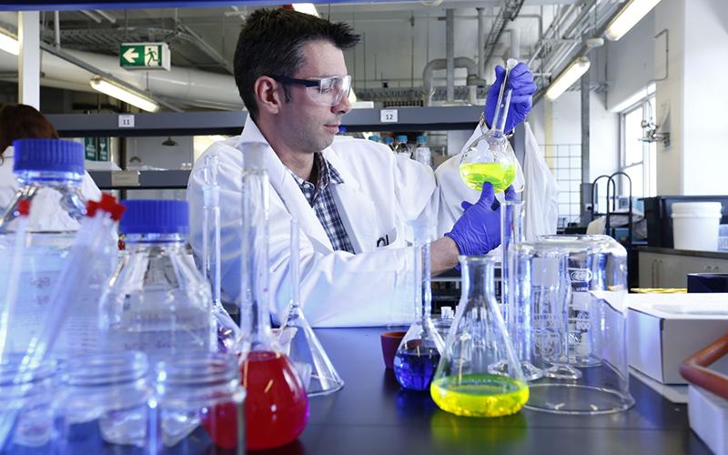 Контроль химических соединений