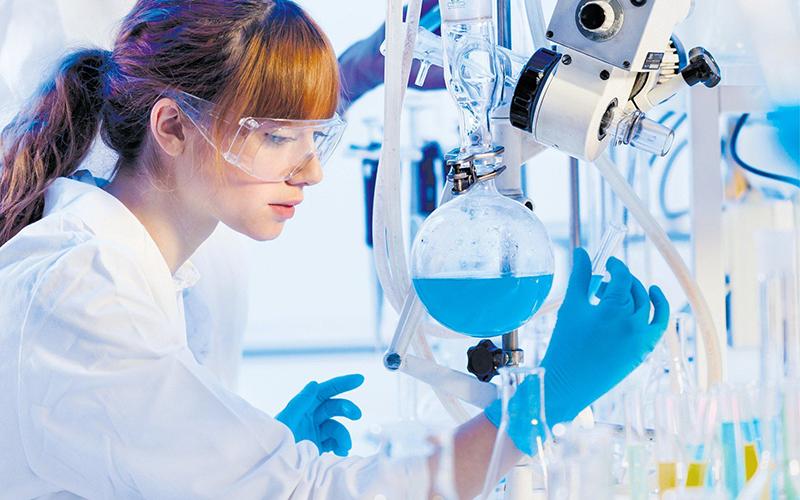 Химик-лаборант