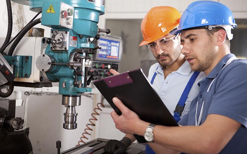 Технолог ОТК металлообрабатывающего производства