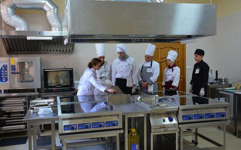 Технология общественного питания - особенности обучения