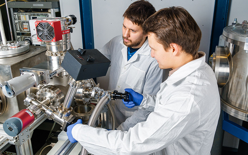 Ядерная физика - обучение