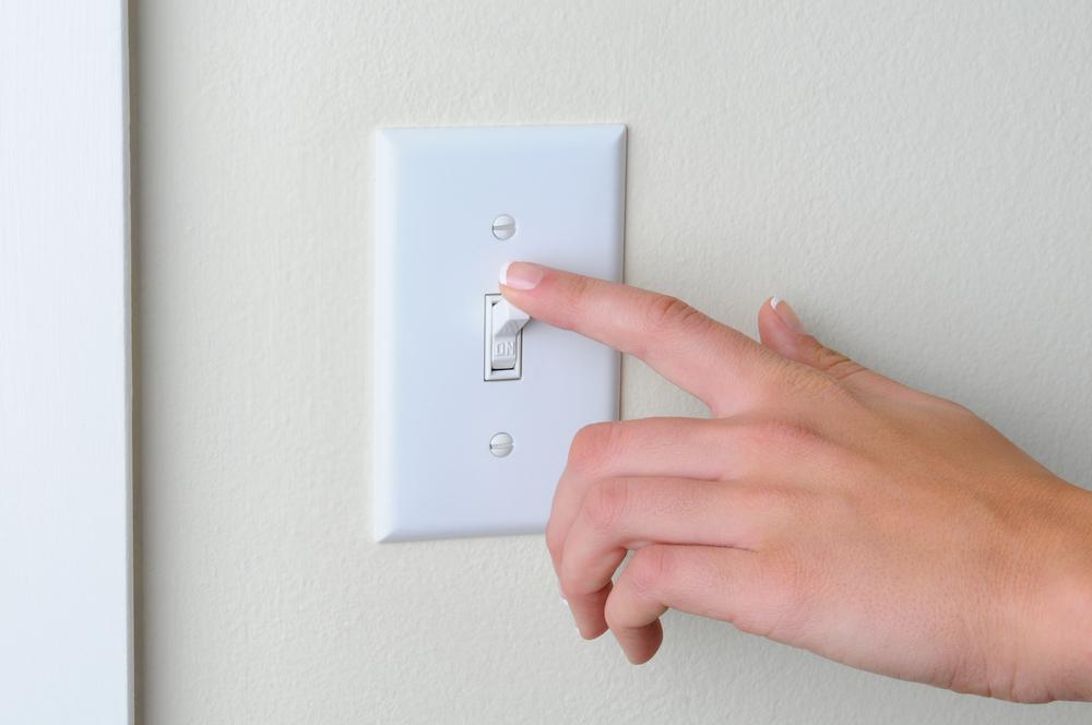 выключатель света