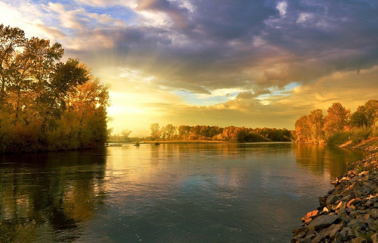 загадки о реке