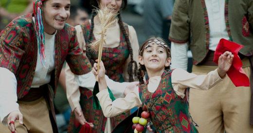 Традиции армянского народа