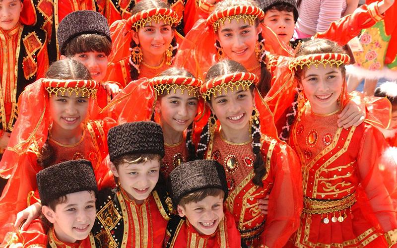 Дети в Азербайджане
