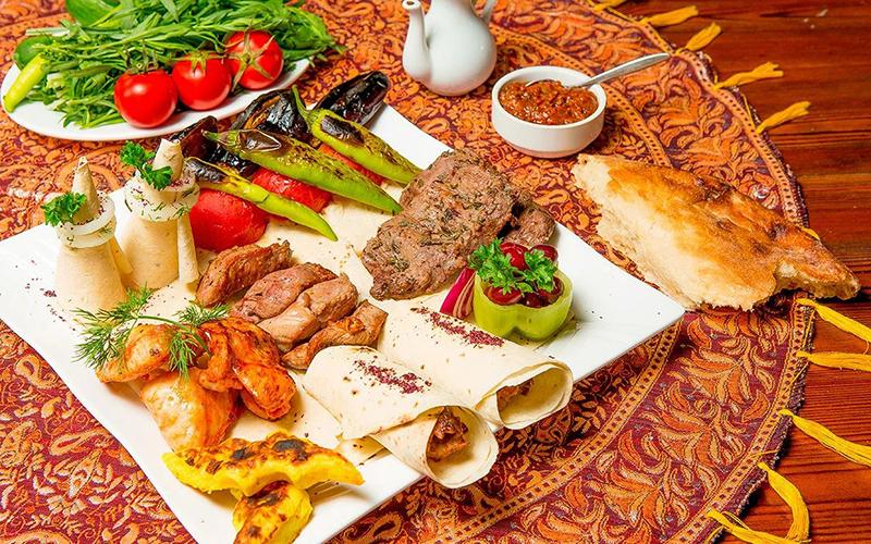 Кухня в Азербайджане