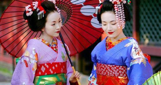 Традиции японцев