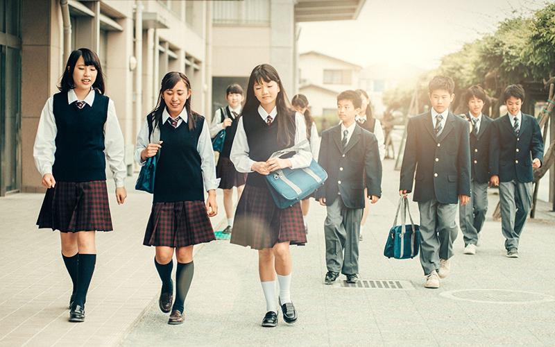 Школьная фора в Японии