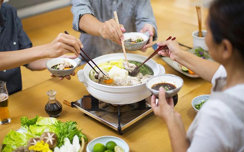 Японский этикет за столом
