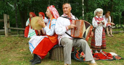 Традиции белорусов