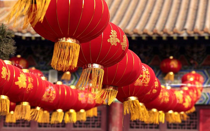 Буддистский Новый год