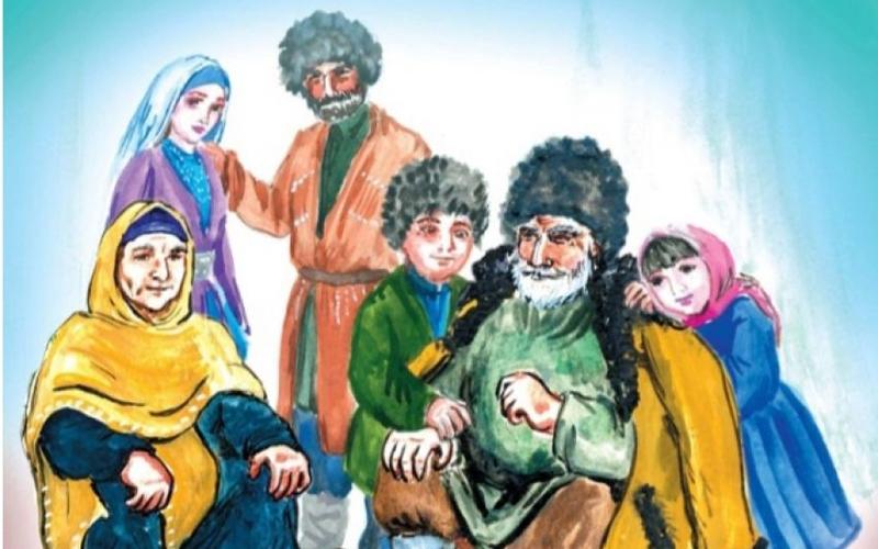 Семейные традиции дагестанцев