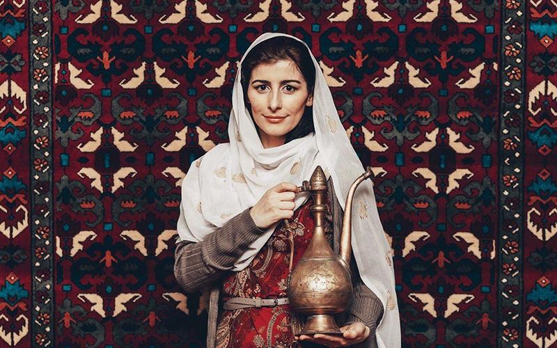 Дагестанская девушка