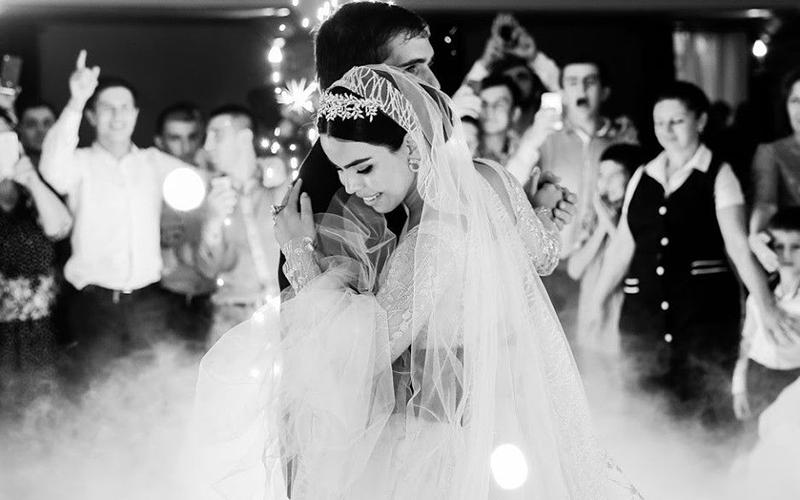Дагестанская современная свадьба