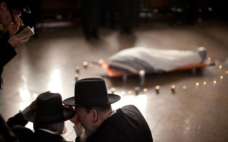 Еврейские похороны