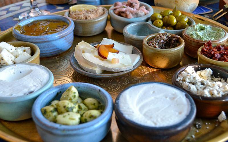 Традиционные еврейские блюда
