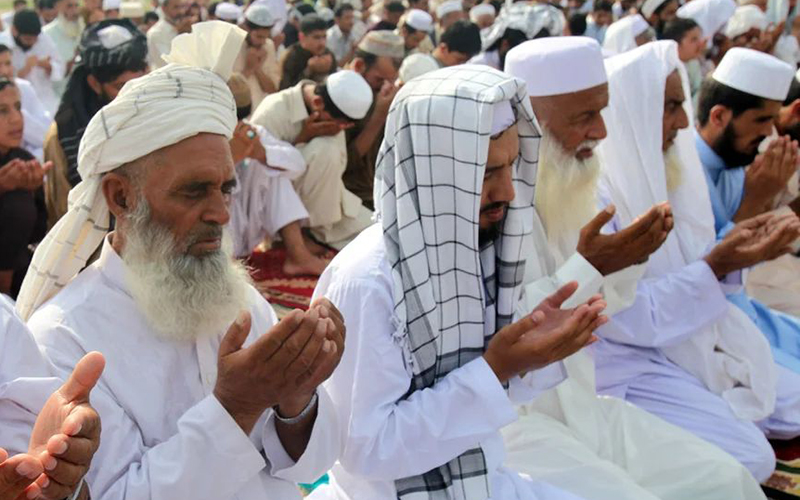 Традиции мусульман