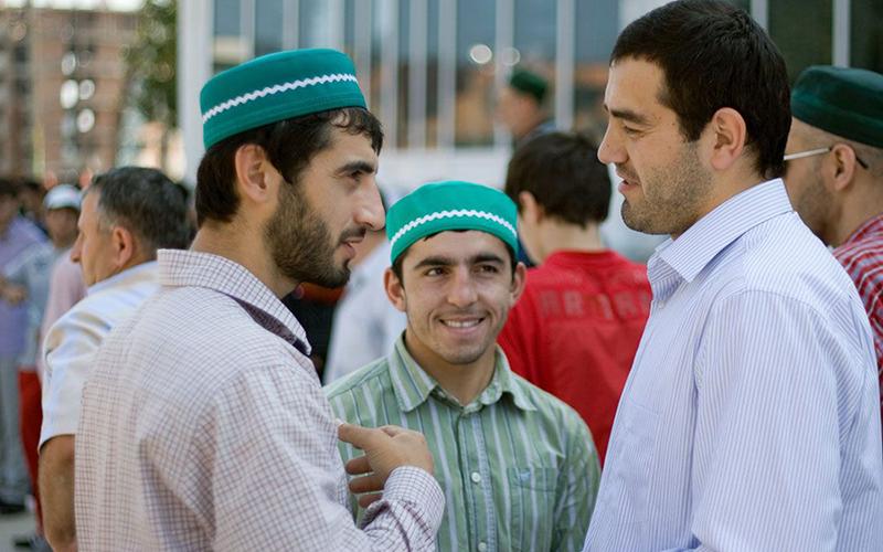 Общение мусульман