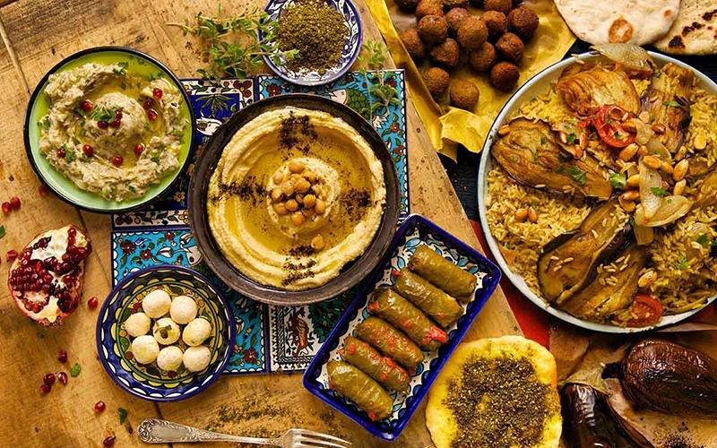 Мусульманские блюда