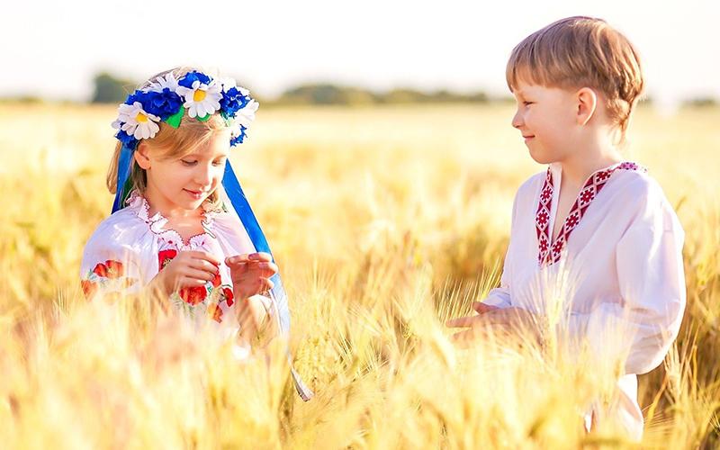 Традиции украинцев
