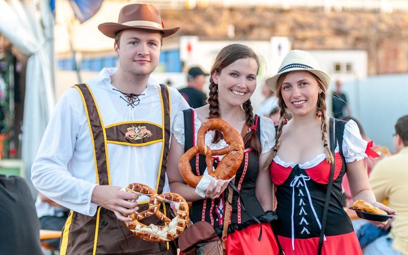 Традиции немцев