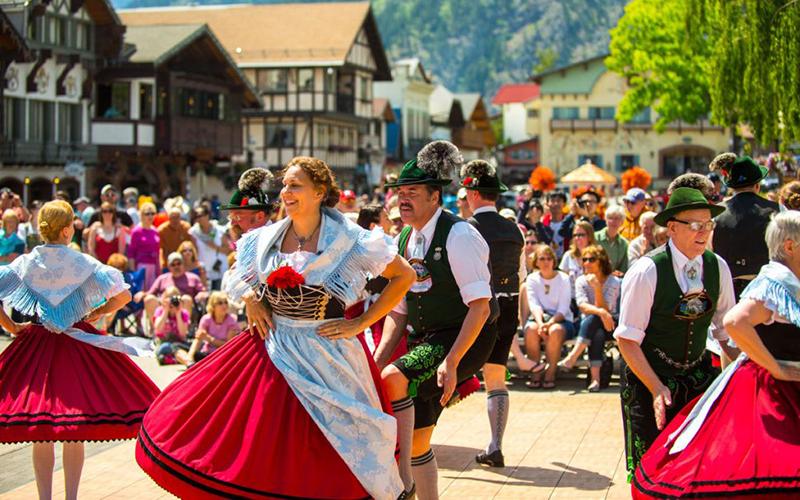 Немецкие танцы
