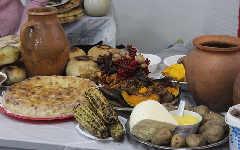 Национальная кухня Осетии