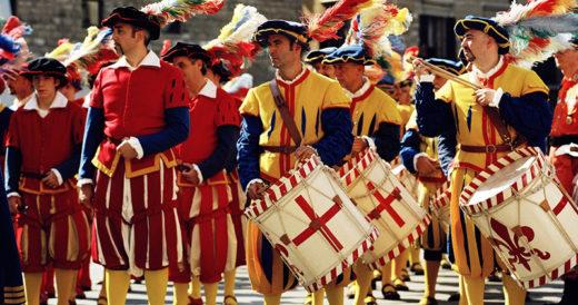Традиции итальянцев