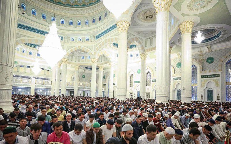 Мусульманские праздники казахов