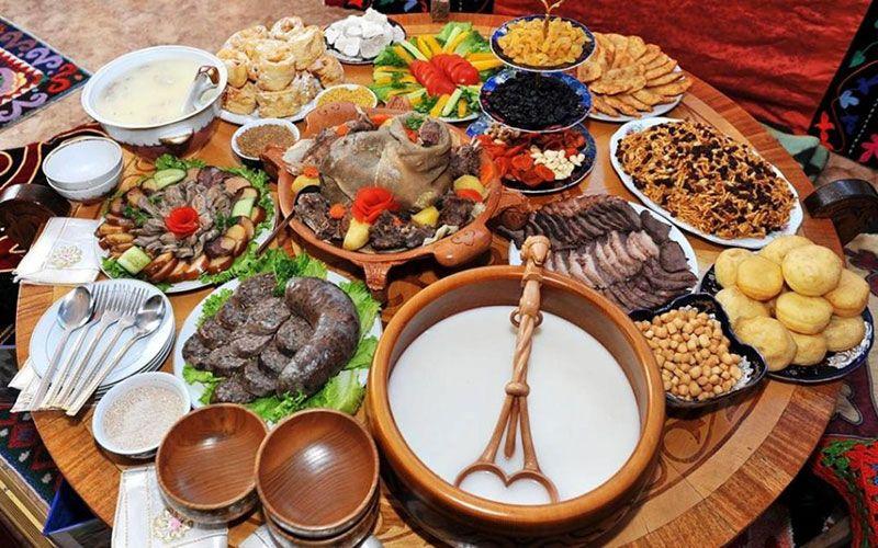 Кухня казахов