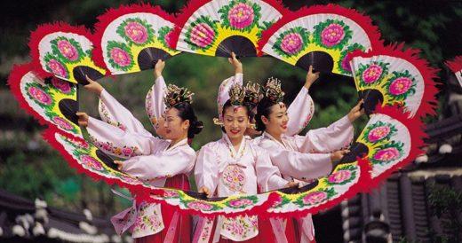 Традиции Кореи