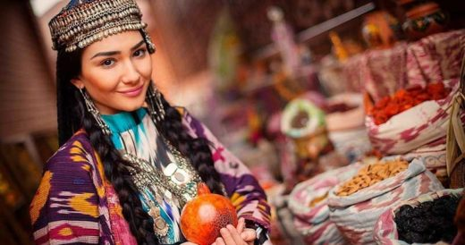 Традиции узбеков