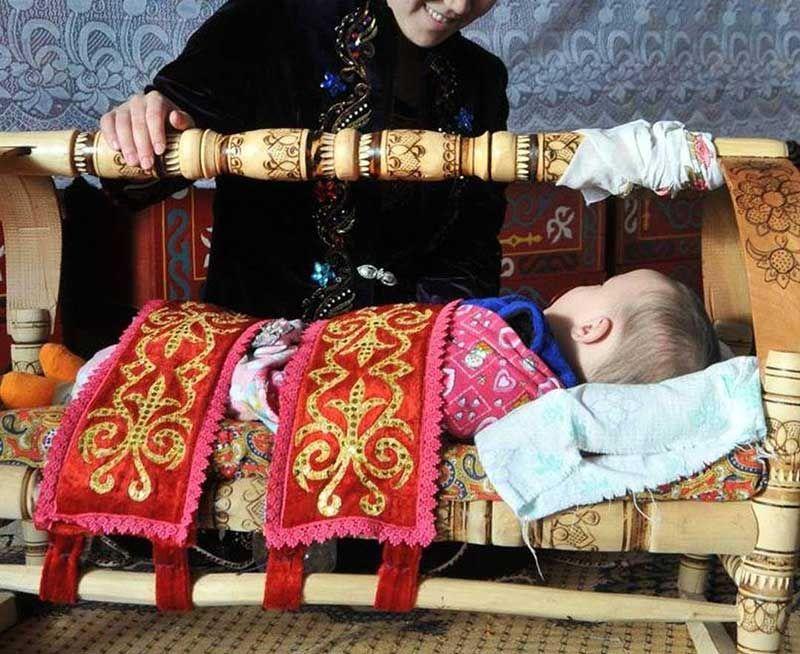 Семейные обычаи узбеков
