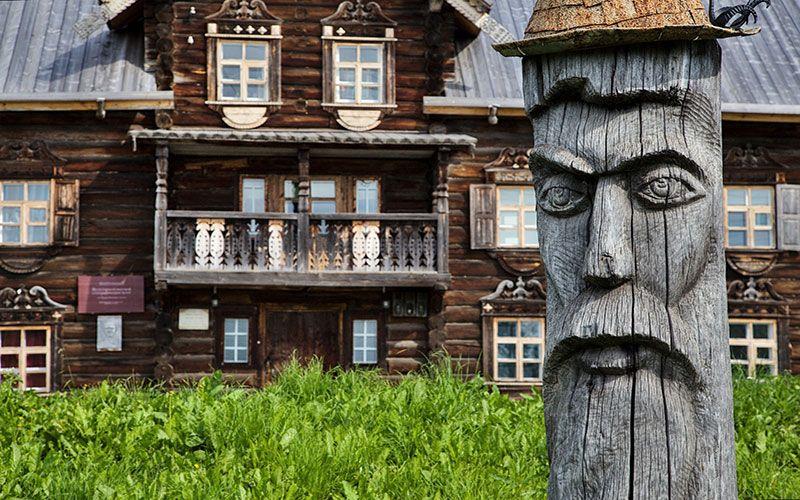 Музей вепсов
