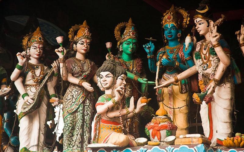Божества в индуизме